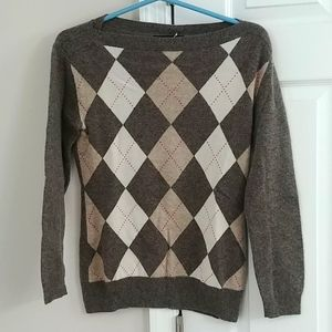 BR Cashmere sweater VGUC
